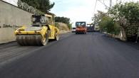 Hatay Büyükşehir Belediyesinden Samandağına beton asfalt