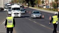 Bir haftalık Trafik Denetimlerinde 22.372 araç kontrol edildi