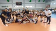 Antakya Belediyesi Kadın Voleybol takımı 3-0 galip