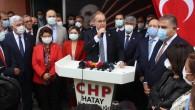 CHP EKONOMİ MASASI HEYETİ HATAY'DA