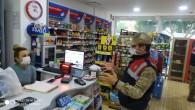 Hatay İl Jandarma Komutanlığınca COVİD-19 tedbirlerine yönelik denetimler yapıldı