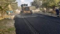 Antakya Belediyesi asfalt serim çalışmalarını aralıksız sürdürüyor