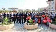 Şehit Teğmen Ali Emre Fırıncıoğulları  Parkının açılışı yapıldı