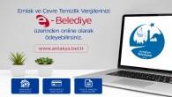 Antakya Belediyesi'nden E-BELEDİYE işlemleri ile ilgili hatırlatma!