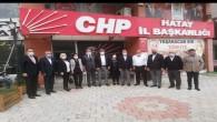 İyi Parti'den CHP'ye ziyaret