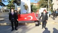 24 Kasım Öğretmenler Günü Samandağ'da törenle kutlandı