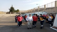 Sağlık Müdürü Dr. Hambolat'tan sınırda çalışan sağlık personeline ziyaret: Sınırda görev yapmak, sabır ister, dikkat ister, emek ister!