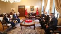 Beylikdüzü Belediye Başkanından Vali Doğan'a Nezaket Ziyareti