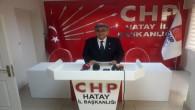 CHP'li Parlar'dan 10 Aralık Dünya İnsan Hakları Günü açıklaması