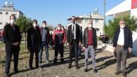 Arsuz'lu 156 zeytin üreticisi 880 dönüm zeytin ağaçlarının sökülmesine isyan etti!