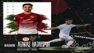 Atakaş Hatayspor Antalya deplasmanında
