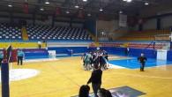 Erkek Voleybol takımı Malatya'yı  3-0 yendi