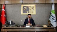 HAT SU Genel Müdürü Polat: Kuraklığın olmadığı sağlıklı ve huzurlu bir yıl diliyorum