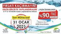 HAT SU, Su ve Atık su borcu yapılandırma süresi uzatıldı