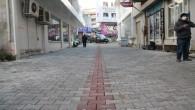Samandağ İbrahim Karaali sokak yeni yüzüne kavuştu