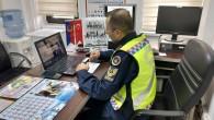 Jandarma'dan Trafik Güvenliği Eğitimi