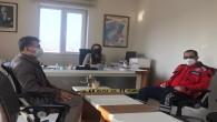 Hatay İl Sağlık Müdürlüğü'nden Antakya İlçe Sağlık Müdürlüğü'ne Ziyaret