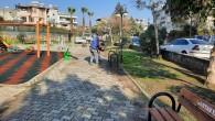 Antakya Belediyesi'nin Park ve Yeşil alanlarda bakım çalışmalarını sürdürüyor