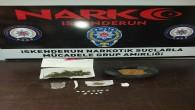 Uyuşturucu tacirine Polis darbesi