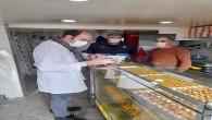 Samandağ Belediye Zabıta ekipleri yılbaşı denetimlerini arttırdı