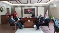 AK Parti Hatay Milletvekili Şanverdi'den Sağlık Müdürü Hambolat'a ziyaret