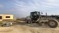 Antakya Belediyesi'nin yol çalışmaları devam ediyor