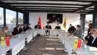 Antakya Ticaret ve Sanayi Odası Turizmin canlandırılması için AK Partili Milletvekilinin katılımıyla toplantı düzenledi