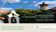Arkeolog Jozef Naseh'ten Adip inançlar ve Müzikleri söyleşisi: Antakya'da  Müziğin evrimi