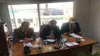 Hatay Büyükşehir Belediyesi Genel Sekreter Yardımcısı Metin Açık, Samandağlı Muhtarlarla buluştu!
