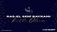 Antakya Belediye Başkanı İzzetin Yılmaz Rasl-El seni bayramını kutladı