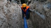 HAT SU, Belen'deki yeni depo ve şebekelerden su vermeye başladı