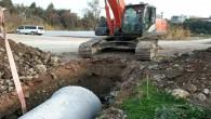 Hatay Büyükşehir Belediyesi Yağmur sularını kontrol altına alıyor