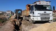 HAT SU'dan, Çekmece'de ihtiyaç olan noktalara  yeni alt yapı