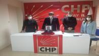 CHP İl Yönetimi Hikmet Yılmaz'ı andı