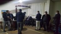 Kırıkhan ilçesinde kıraathanede oyun oynayan 14 kişiye 44.100 lira ceza