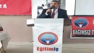 Eğitim İş Şube Başkanı Mustafa Günal: Onurlu Gazetecilerin çalışan gazeteciler gününü yürekten kutluyoruz!