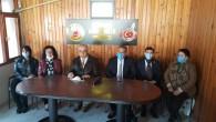 Gelecek Partisi Hatay İl Başkanı'ndan  Antakya Gazeteciler Cemiyetine 10 Ocak ziyareti
