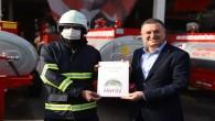 Hatay Büyükşehir Belediyesinden gönüllü itfaiyecilik  atağı