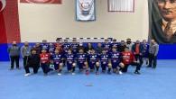 Hatay Büyükşehir Belediyespor Hentbol takımı çeyrek finalde