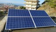 HAT SU, Güneş enerjisi ile tasarruf sağlıyor