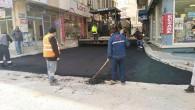 Hatay Büyükşehir Belediyesi Beton Asfalt çalışmalarına devam ediyor