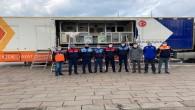 Hatay Büyükşehir Belediyesi ekiplerine Deprem tatbikatı