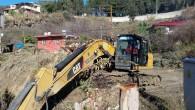 Hatay Büyükşehir Belediyesi dere temizliği çalışmalarına devam ediyor