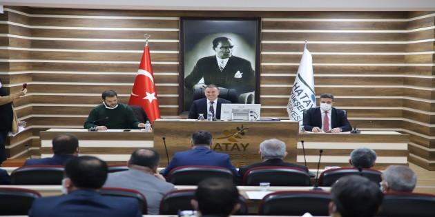 Hatay Büyükşehir Belediyesinden açıklama: Su, Kanun gereği ücretsiz olamaz!