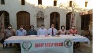 Hatay Tabip Odası: TTB Yüksek Onur Kurulu Üyesi Dr. Şeyhmus Gökalp Serbest Bırakılsın