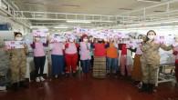 Jandarma'nın Kadına Destek uygulaması tanıtımı devam ediyor
