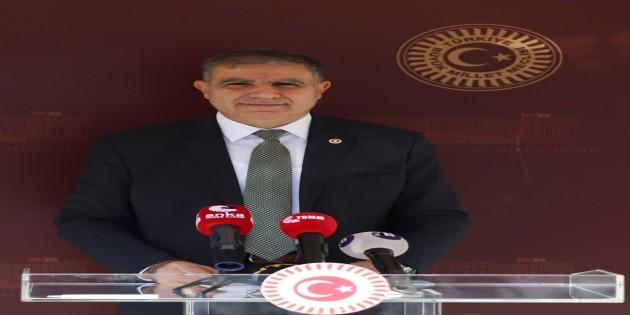 CHP Hatay Milletvekili Mehmet Güzelmansur: Vatandaş Elektrik faturasını ödeyemiyor