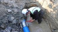 HAT SU, Onarım ile kayıpsız su iletimi sağladı