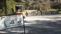 Hatay Büyükşehir Belediyesi'nden Şenköy'e parke