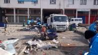 Antakya Belediyesi'nde Temizlik çalışmalarına devam